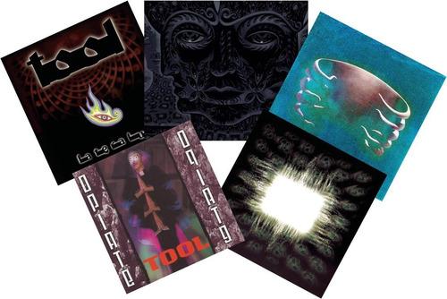 Cd Tool Discography (5cds) Lacrado [encomenda]