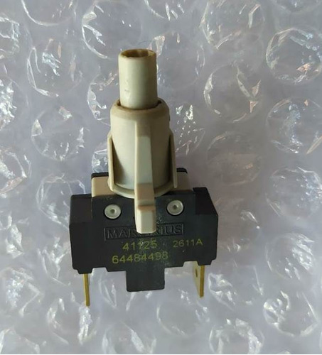Chave Interruptor Lavadora Electrolux Lm08 Lm06 Adiar Centri Original