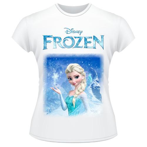 Baby Look Frozen Princesa Elsa