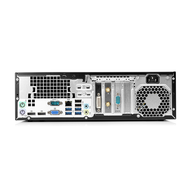KIT HP ELITEDESK 705G3 SFFA8/4GB/500GB