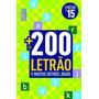Mais De 200 Letrão E Muitos Outros Jogos Nível Médio Liv