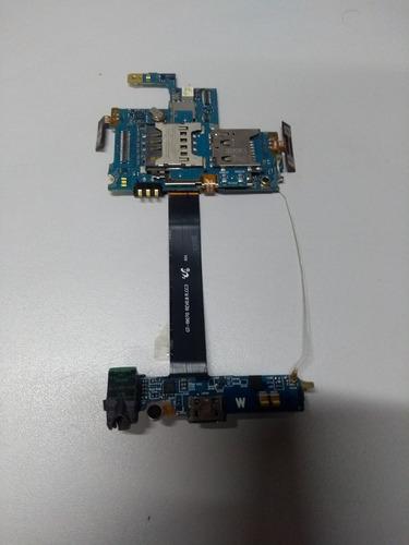 Placa Mãe Samsung S2 Lite Gt-i9070 Com Defeito - Não Liga Original