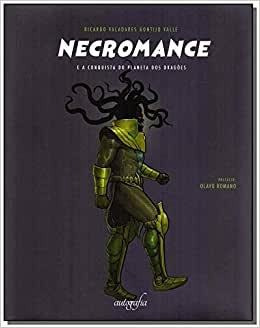 Livro Necromance Original