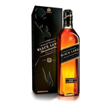 Whiskey Johnnie Walker Black Label 1 L Litro Escocês 12 Anos