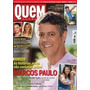 Revista Quem 641/2012 Ivete/sandy/spice Girls/marcos Paulo
