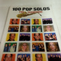 100 Pop Solos For Saxophone Livro