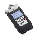 Gravador Digital Zoom H4n Pro 4 Canais Novo Modelo + Case