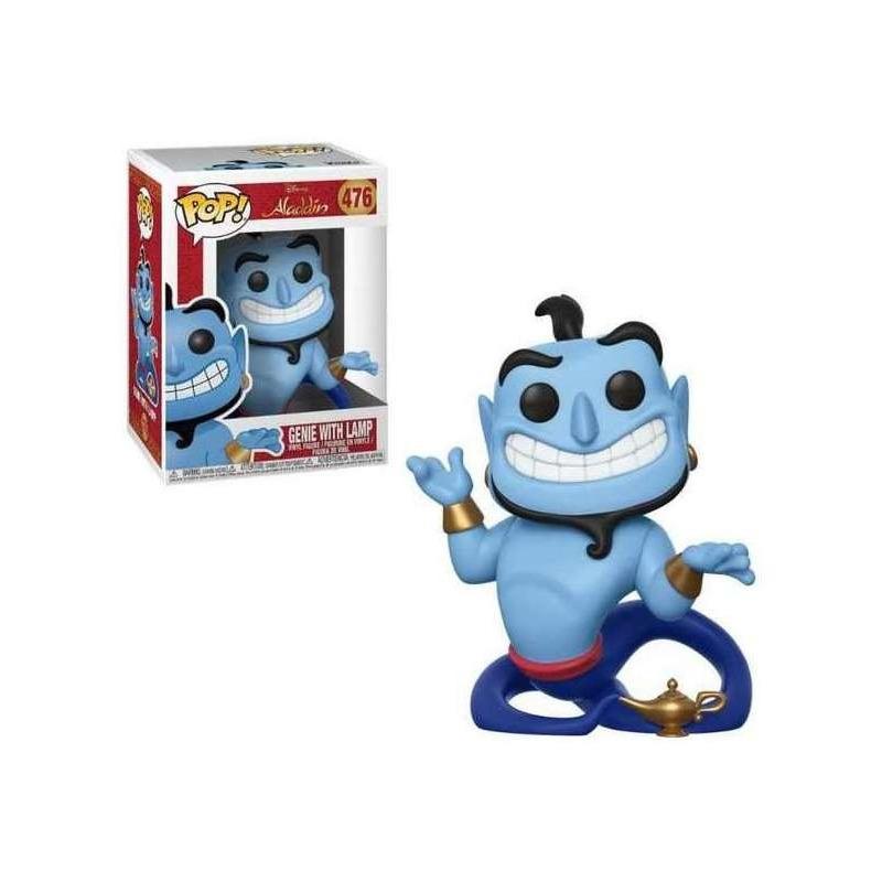 Gênio com a Lâmpada Pop Funko #476 - Aladdin - Disney