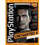 Revista Playstation Uncharted 4 = No # 201 Fev 2015
