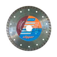 Disco Diamantado Clipper Norton Turbo 180 x 8 x 25,4mm