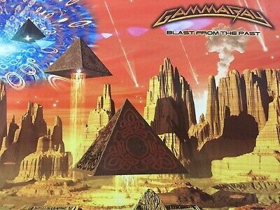 Cd Gamma Ray - Blast From The Past ( Duplo ) 2000 Original