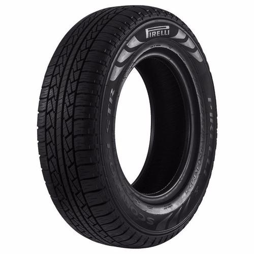 Pneu Pirelli 265/70r16  112h  Scorpion Str -  Tudo Bem Pneus
