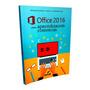 Livro Microsoft Office 2016 Editora Senac
