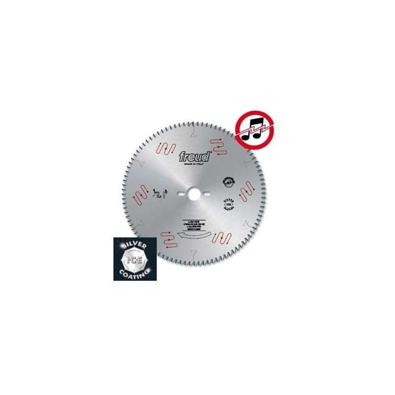 """Disco de Serra para MDF Revestido 300 mm (12"""") 96 Dentes - LU3A-0300 - Freud"""