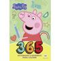 Livro 365 Atividades E Desenhos Para Colorir Peppa Pig