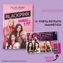 Livro Blackpink Rainhas Do K pop Porta Retrato Magnético