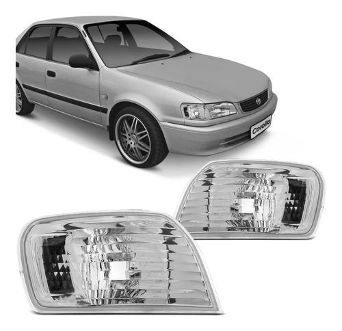 Pisca Lanterna Dianteira Corolla 98 99 2000 2001 2002 Seta Original