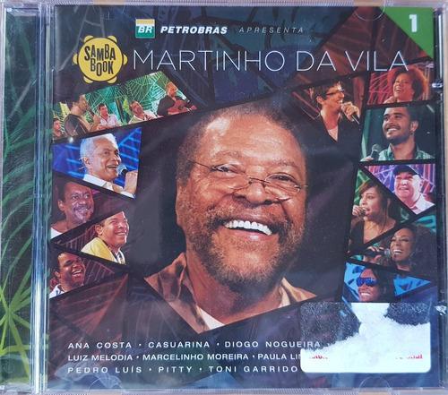 Cd Sambabook Martinho Da Vila Vol. 1(excelente) (lacrado) Original