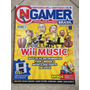 Revista Nintendo Gamer 17 Wii Music Overlord Harry Pott I839