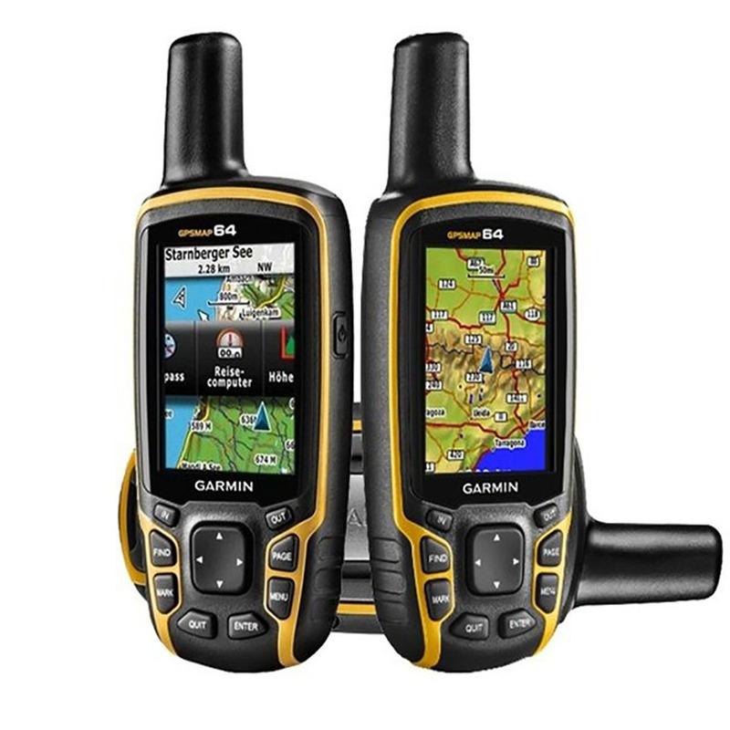 GPS de Trilha GPSMap 64 com GLONASS Garmin Original 010-01199-00