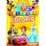 Livro 365 Desenhos Para Colorir Disney