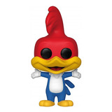 Woody Woodpecker Pop Funko #493 - Pica Pau - Animation