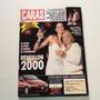 Revista Caras Luciana Gimenez Hebe Camargo Glória Pires A233