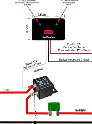 846b1cd1bc3 Comprar Economize Gasolina Kit Gerador Hidrogênio Hho Reator Gdb124 ...