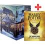 Box Livro Harry A Criança Amaldiçoada Potter J.k. Rowling