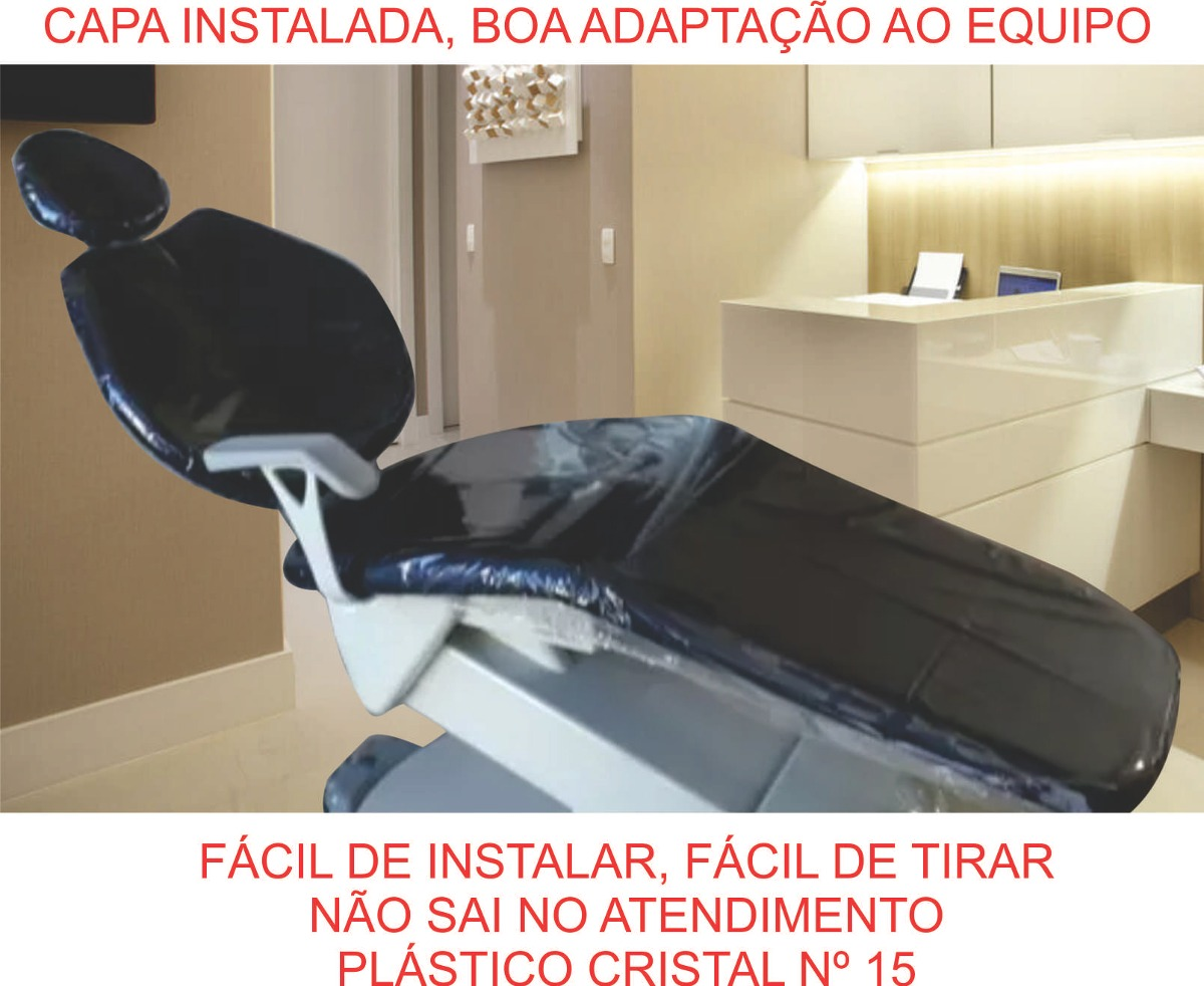 Capa básica para cadeiras odontológica