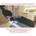Capa básica plástica para cadeiras odontol&...