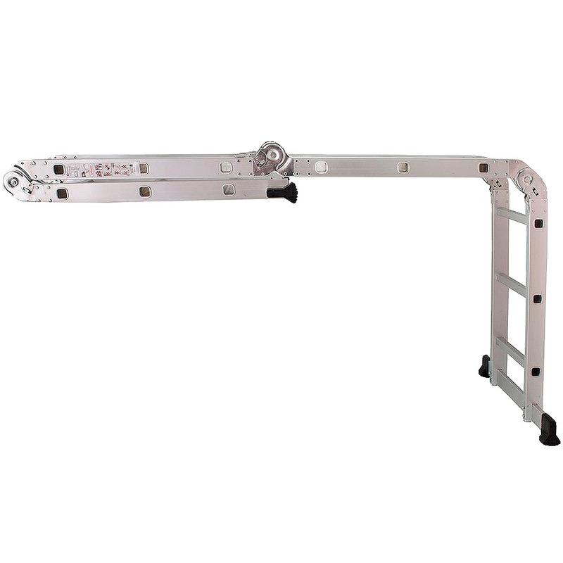 Escada Multifuncional de Alumínio 4x4 - F-4*4 - Infinity
