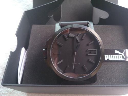 24172811cd5 Comprar Relógio Puma Masculino Ultrasize Xl Pu102941001 Preto ...