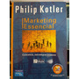 Livro Marketing Essencial 2 Ed Philip Kotler