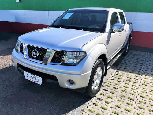 Nissan Frontier 2.5 Sel Cab. Dupla 4x4 Aut. Linda Camioneta!