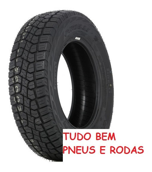 Kit Com 4 Pneus Pirelli 205/60r15 Scorpion Atr Saveiro Cross