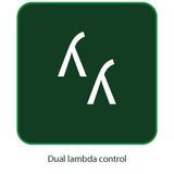 Habilitação da função Dual Lambda Control ( Controle Duplo de lambda ) para PR-4