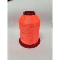 Linha 40 para costura laranja fluorescente - 327