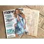 Revista Manequim 593 Adriane Galisteu Bermudas Vestidos F371