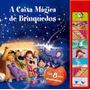 Caixa Mágica De Brinquedos Com 8 Sons Melanie Joyce