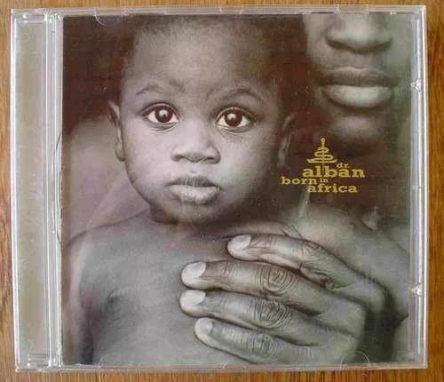 Cd   -  Dr.  Alban  -   Born In Africa Original