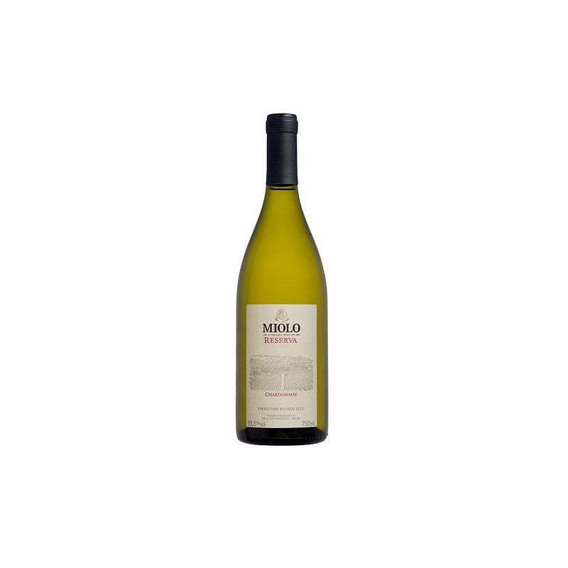 Vinho Fino Reserva Chardonnay 750ML - Miolo