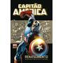 Hq Capitão América Renascimento Capa Dura