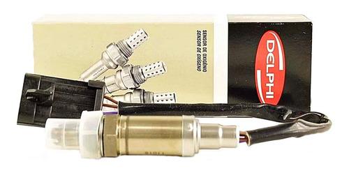Sensor De Oxigênio Delphi Corsa Montana Meriva S10 Blazer