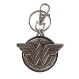 Chaveiro Logo Mulher Maravilha Monogram - Wonder Woman