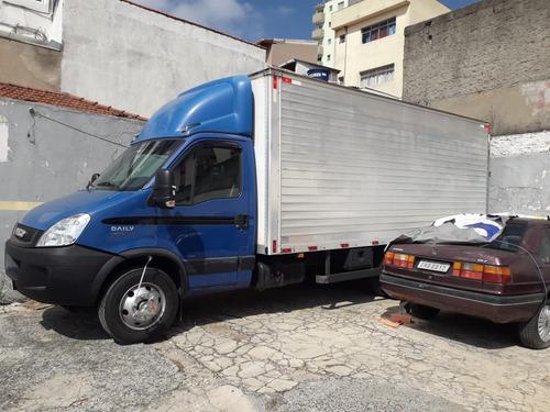 Caminhão Iveco Daily 70c16 2012 Azul