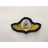 Distintivo Bordado BREC - BRASIL - 03