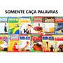 100 Revistas Caça Palavras Passatempos Atacado