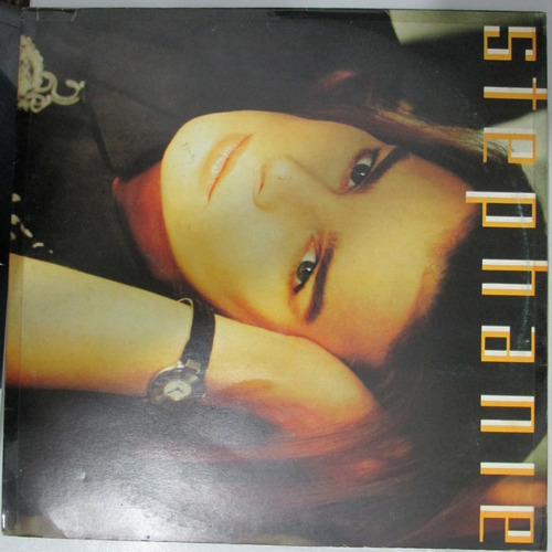 Lp Stephanie De Monaco 1991 Exx Estado Com Encarte Original