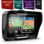 Gps Moto Tela 4.3 Bluetooth Prova D'água Gp040 Nf Multilaser
